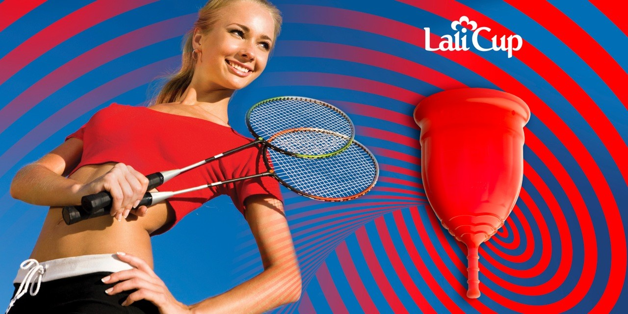 Rekreacija z menstrualno skodelico LaliCup
